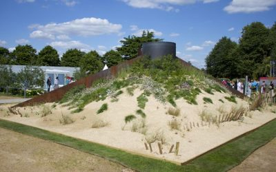 Hampton Court – Sand Dune Garden